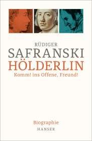 Rüdiger Safranski: Hölderlin, Buch