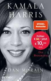 Dan Morain: Kamala Harris, Buch