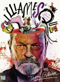 Terry Gilliam: Gilliamesque, Buch