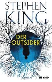 Stephen King: Der Outsider, Buch
