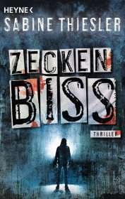 Sabine Thiesler: Zeckenbiss, Buch