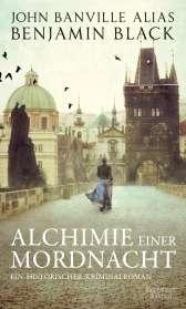 Benjamin Black: Alchimie einer Mordnacht, Buch