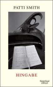 Patti Smith: Hingabe, Buch