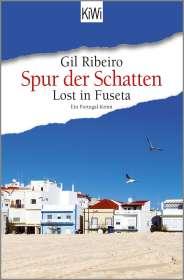 Gil Ribeiro: Spur der Schatten, Buch