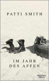 Patti Smith: Im Jahr des Affen, Buch