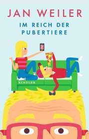 Jan Weiler: Im Reich der Pubertiere, Buch