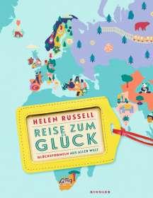 Helen Russell: Reise zum Glück, Buch