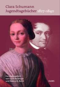 Clara Schumann: Jugendtagebücher 1827-1840, Buch