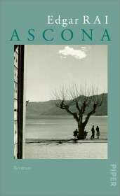 Edgar Rai: Ascona, Buch
