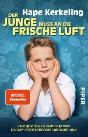 Hape Kerkeling: Der Junge muss an die frische Luft, Buch