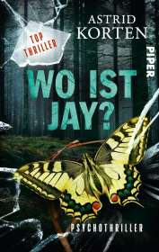 Astrid Korten: Wo Ist Jay?, Buch