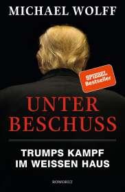 Michael Wolff: Unter Beschuss, Buch