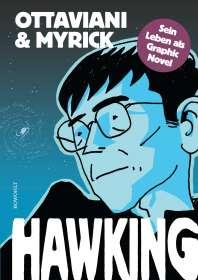 Jim Ottaviani: Hawking, Buch