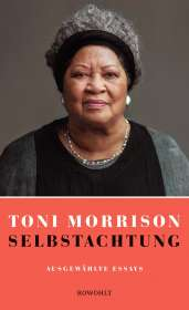 Toni Morrison: Selbstachtung, Buch