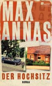 Max Annas: Der Hochsitz, Buch