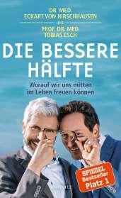 Eckart von Hirschhausen: Die bessere Hälfte, Buch
