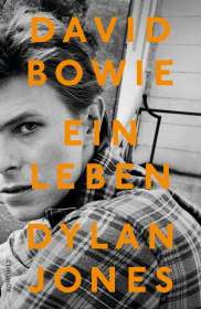 Dylan Jones: David Bowie, Buch