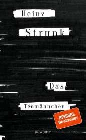 Heinz Strunk (geb. 1962): Das Teemännchen, Buch