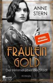 Anne Stern: Fräulein Gold. Der Himmel über der Stadt, Buch