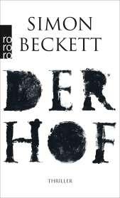 Simon Beckett: Der Hof, Buch