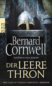 Bernard Cornwell: Der leere Thron, Buch