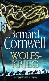 Bernard Cornwell: Wolfskrieg, Buch
