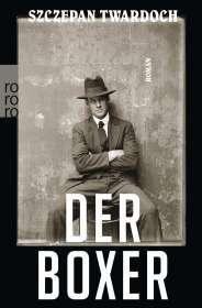 Szczepan Twardoch: Der Boxer, Buch