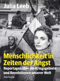 Julia Leeb: Menschlichkeit in Zeiten der Angst, Buch