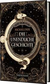 Michael Ende: Die unendliche Geschichte, Buch