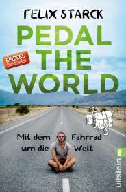 Felix Starck: Pedal the World, Buch