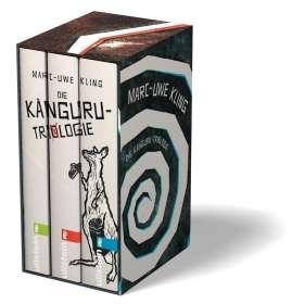 Marc-Uwe Kling: Die Känguru-Trilogie, Buch