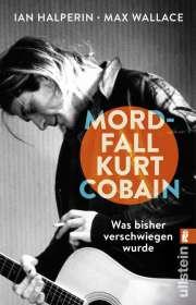 Ian Halperin: Mordfall Kurt Cobain, Buch