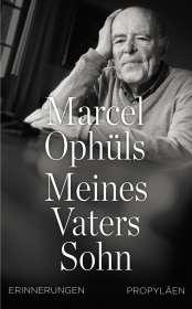 Marcel Ophüls: Meines Vaters Sohn, Buch