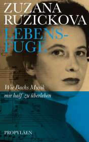 Zuzana Ruzickova: Lebensfuge, Buch