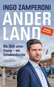 Ingo Zamperoni: Anderland, Buch