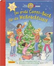 Julia Boehme: Das große Conni-Buch für die Weihnachtszeit, Buch