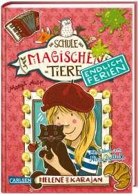 Margit Auer: Die Schule der magischen Tiere - Endlich Ferien 4: Helene und Karajan, Buch