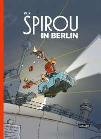Flix: Spirou in Berlin, Buch
