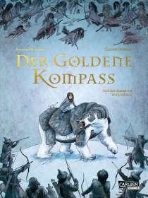 Philip Pullman: Der goldene Kompass - Die Graphic Novel zum Roman, Buch