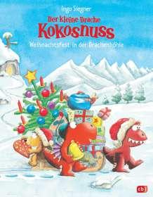 Ingo Siegner: Der kleine Drache Kokosnuss - Weihnachtsfest in der Drachenhöhle, Buch