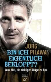 Jörg Pilawa: Bin ich eigentlich bekloppt?, Buch
