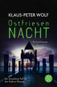 Klaus-Peter Wolf: Ostfriesennacht, Buch