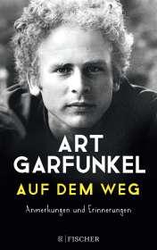 Arthur Garfunkel: Auf dem Weg, Buch
