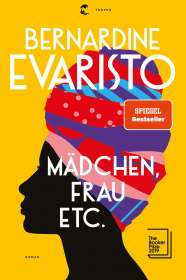 Bernardine Evaristo: Mädchen, Frau etc., Buch