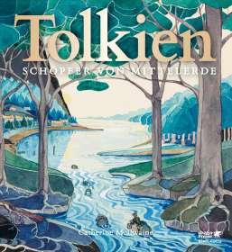 Catherine McIlwaine: Tolkien - Schöpfer von Mittelerde, Buch