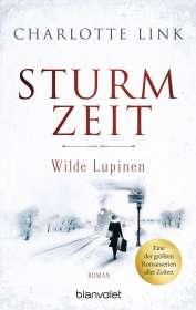 Charlotte Link: Sturmzeit - Wilde Lupinen, Buch