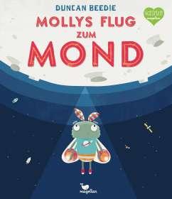 Duncan Beedie: Mollys Flug zum Mond, Buch