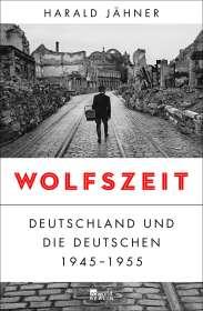 Harald Jähner: Wolfszeit, Buch