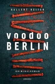 Peter Gallert: Voodoo Berlin, Buch