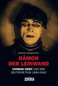 Sabine Schwientek: Dämon der Leinwand, Buch